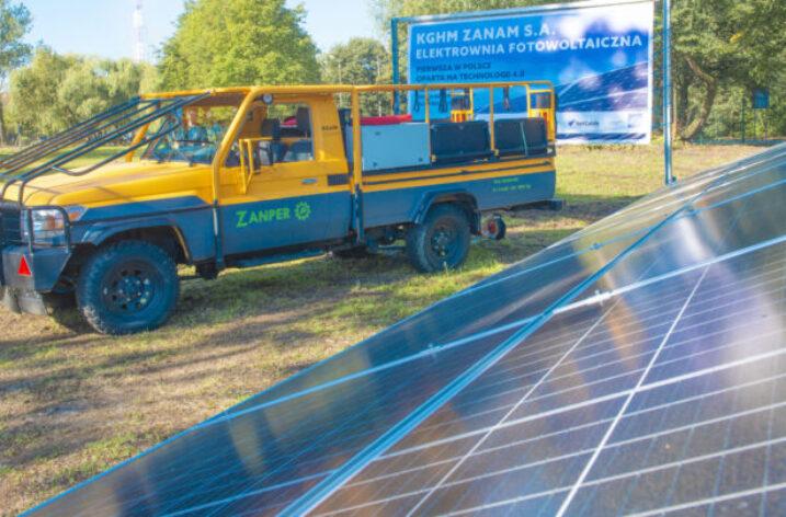Elektrownia fotowoltaiczna w technologii 4.0
