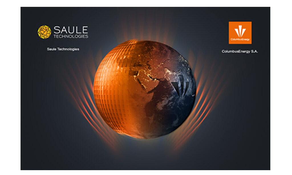 Columbus Energy zainwestuje w Saule Technologies