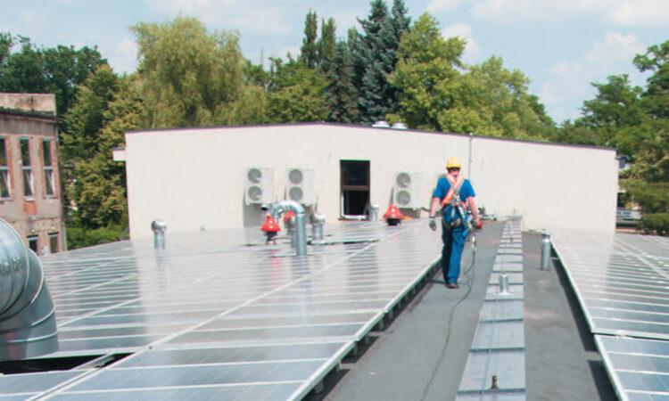 Wyposażenie instalatora PV