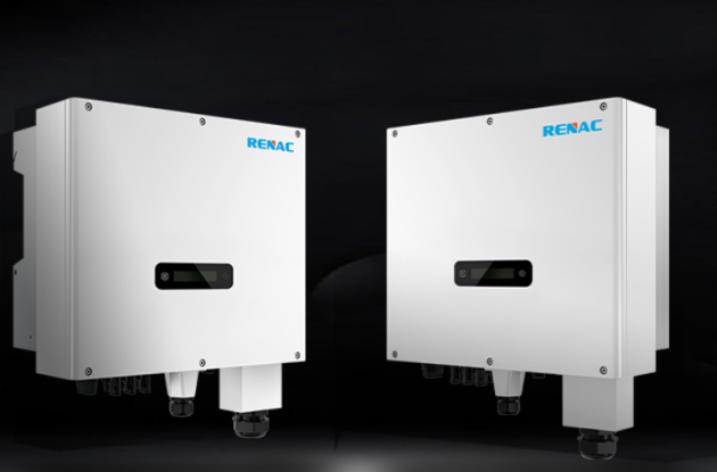 Falownik Renac kompatybilny z modułem fotowoltaicznym 600 W +