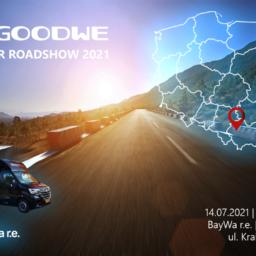 Zaproszenie na ROADSHOW – falowniki GoodWe
