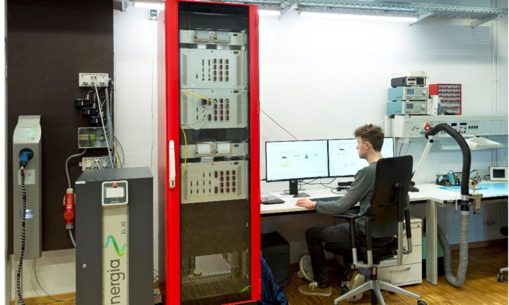 Fraunhofer ISE otwiera Digital Grid Lab