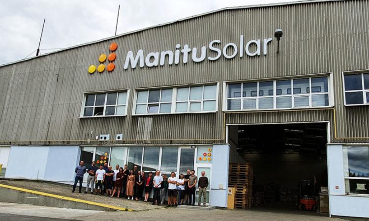 Falowniki Solplanet w ofercie  firmy Manitu Solar