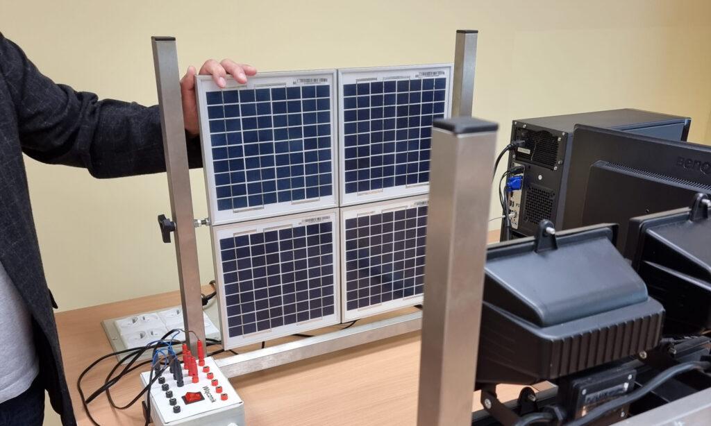 Badania nad wpływem zanieczyszczeń modułów na funkcjonowanie i uzysk z instalacji fotowoltaicznych