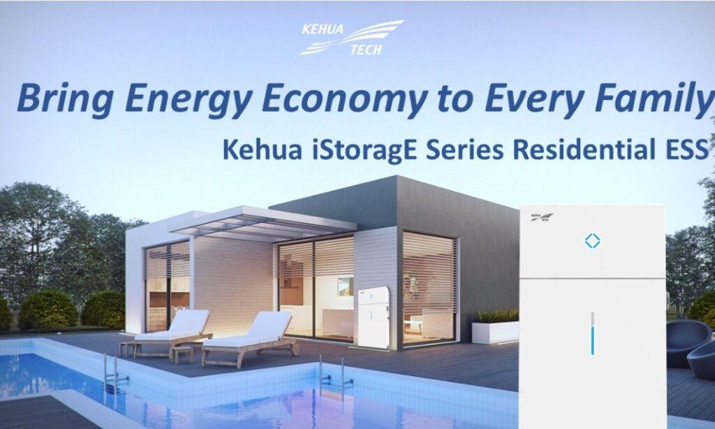 Wysokonapięciowy system oszczędzania energii w domach od firmy Kehua