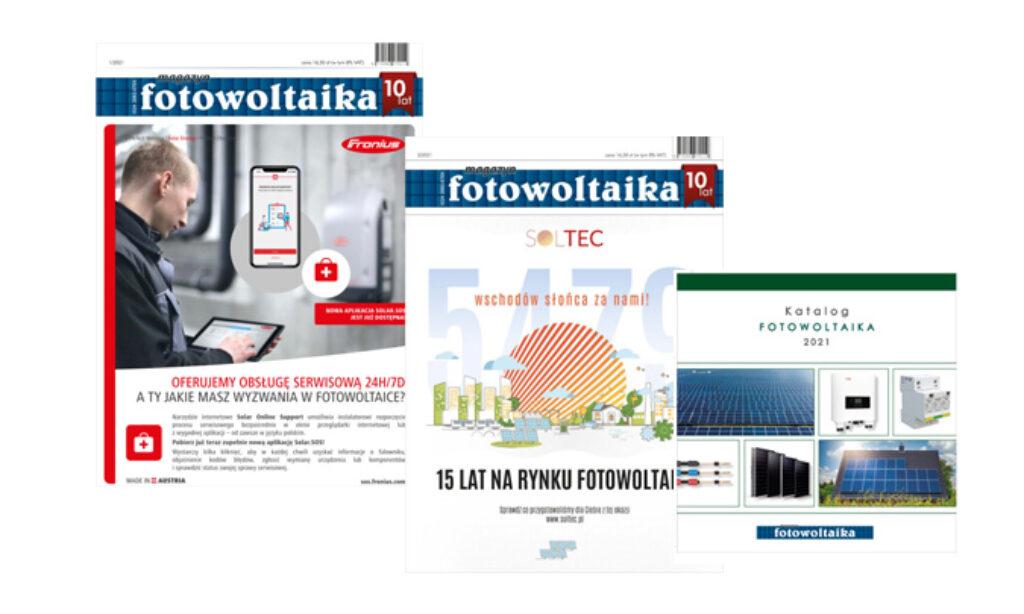 Magazyn Fotowoltaika na targach GreenPower