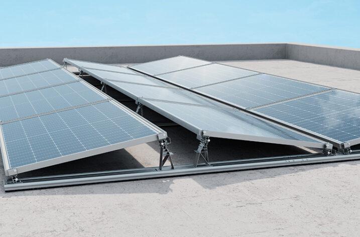 Nowy system montażu na dachach płaskich