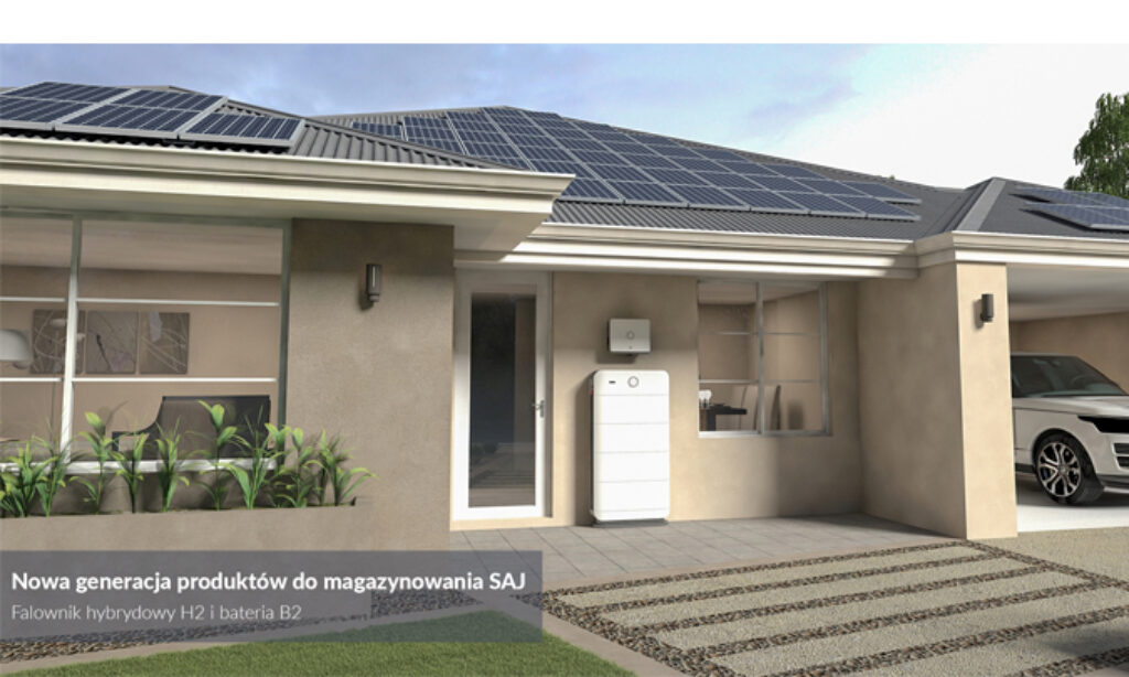 SAJ Electric zaprezentuje swoje urządzenia podczas GreenPower